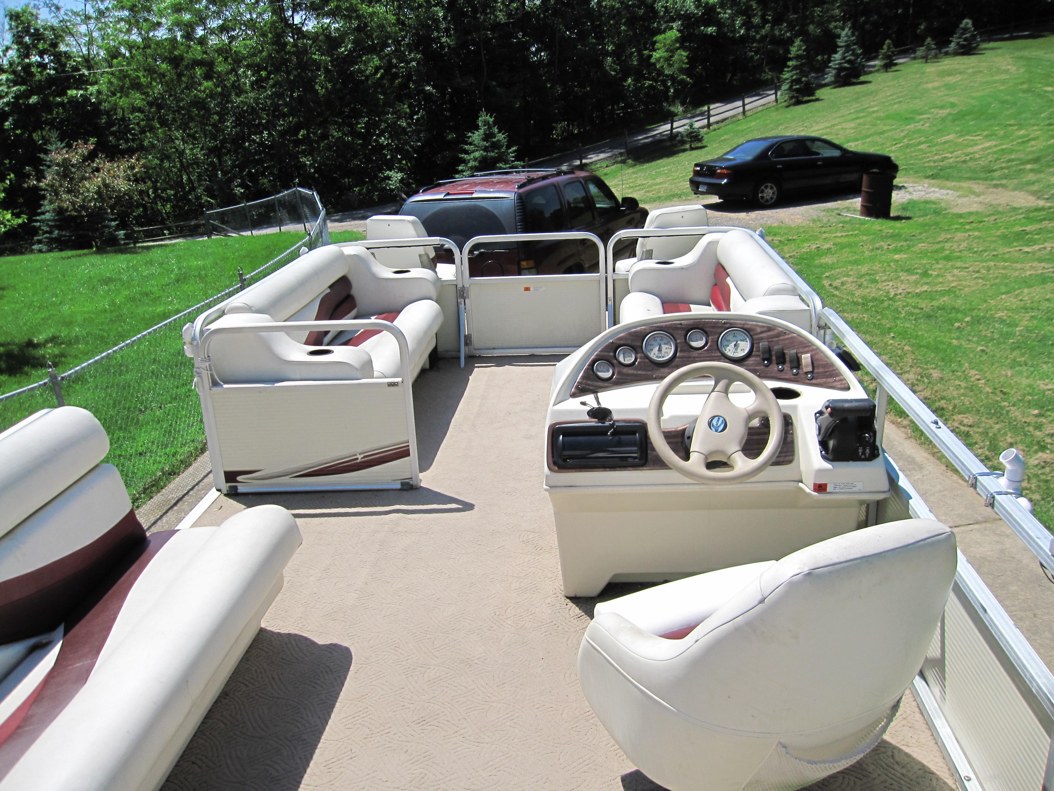 Kelley Blue Book Value For Pontoon Boats Images
